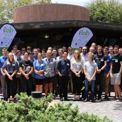 Group photo of Germinate Bootcamp