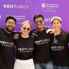 Venture team
