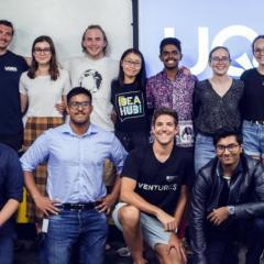 UQIES 2020 executive team
