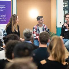 Fireside Chat with Ventures Entrepreneurs-in-Residence, 28 October